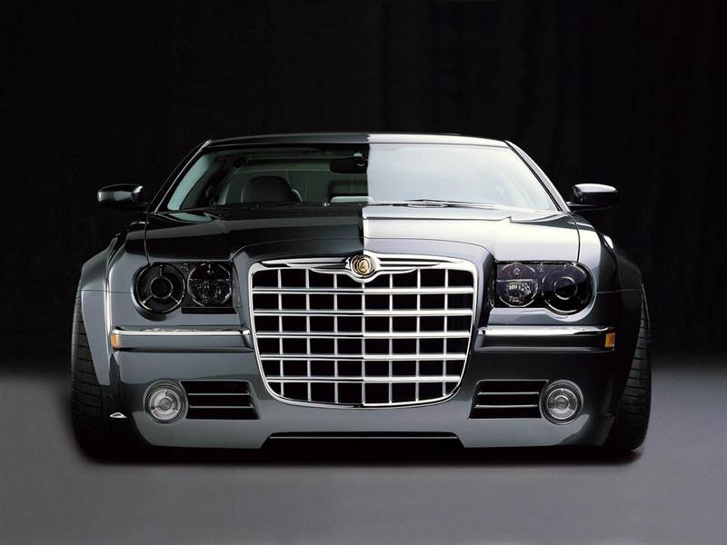 Beautiful Chrysler Car